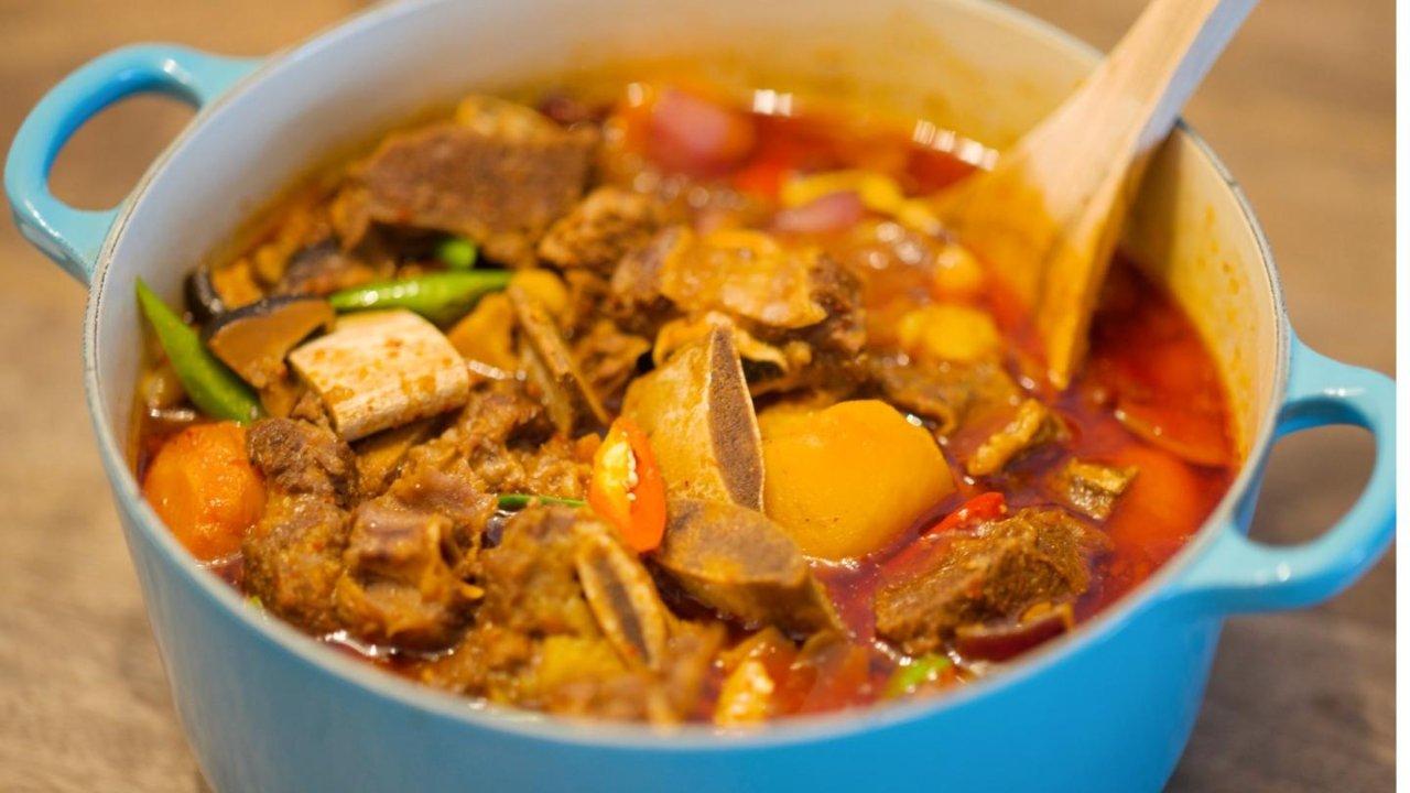 拯救你的韩国胃 | 牛肉锅大起底