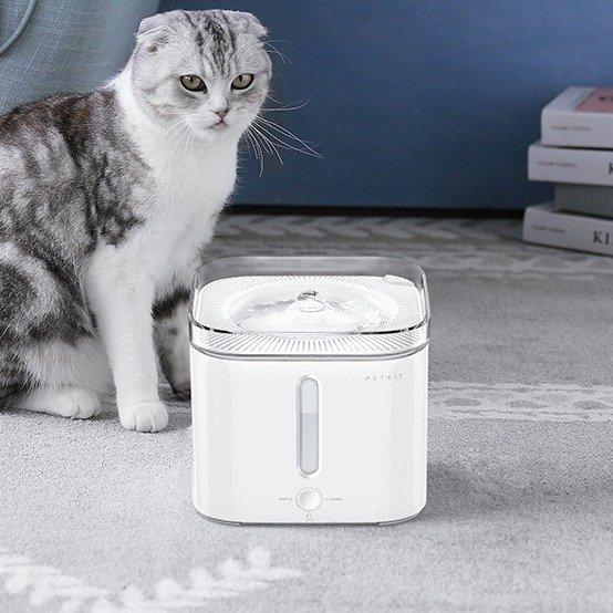 PETKIT宠物智能饮水机2代自动循环喝水 LA发出 【美国包邮】