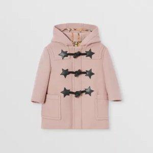 Burberry小童款大衣
