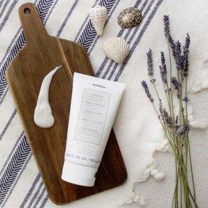 低门槛送好礼Korres 全场护肤产品促销 希腊国宝级植物护肤