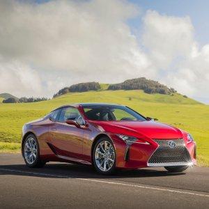 新年新气象 LC可省万元Lexus 雷克萨斯 1月新车优惠大全