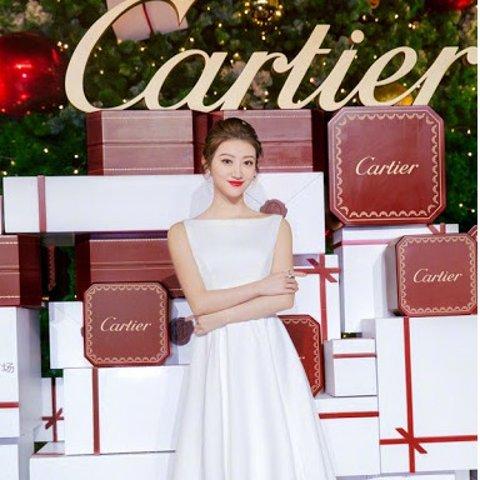 £790收独钻玫瑰金项链Cartier 卡地亚高奢饰品大搜罗 两千以内入门级看这里