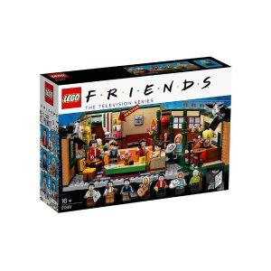 Lego老友记中央咖啡馆 21319