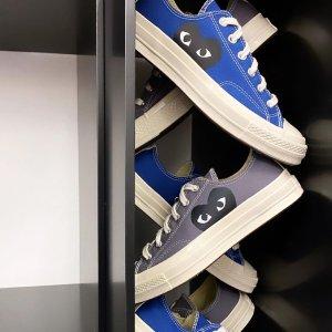 低至3.6折起+新人8折Converse 经典复古Chuck 70系列热买 经典帆布鞋首选