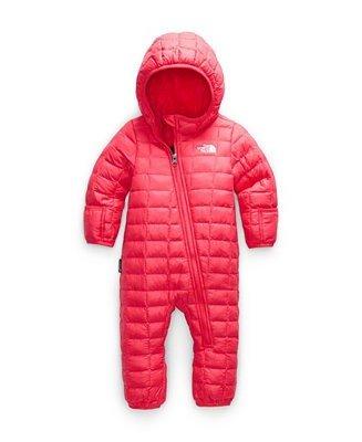 女婴连身外套