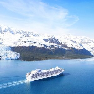 From $373Ports Voyage of the Glaciers with Glacier Bay