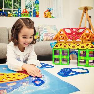 低至7折Magformers 3D 磁力拼接益智玩具促销