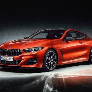 售价和发售时间已公布2019 BMW 8系 豪华Coupe 最新消息