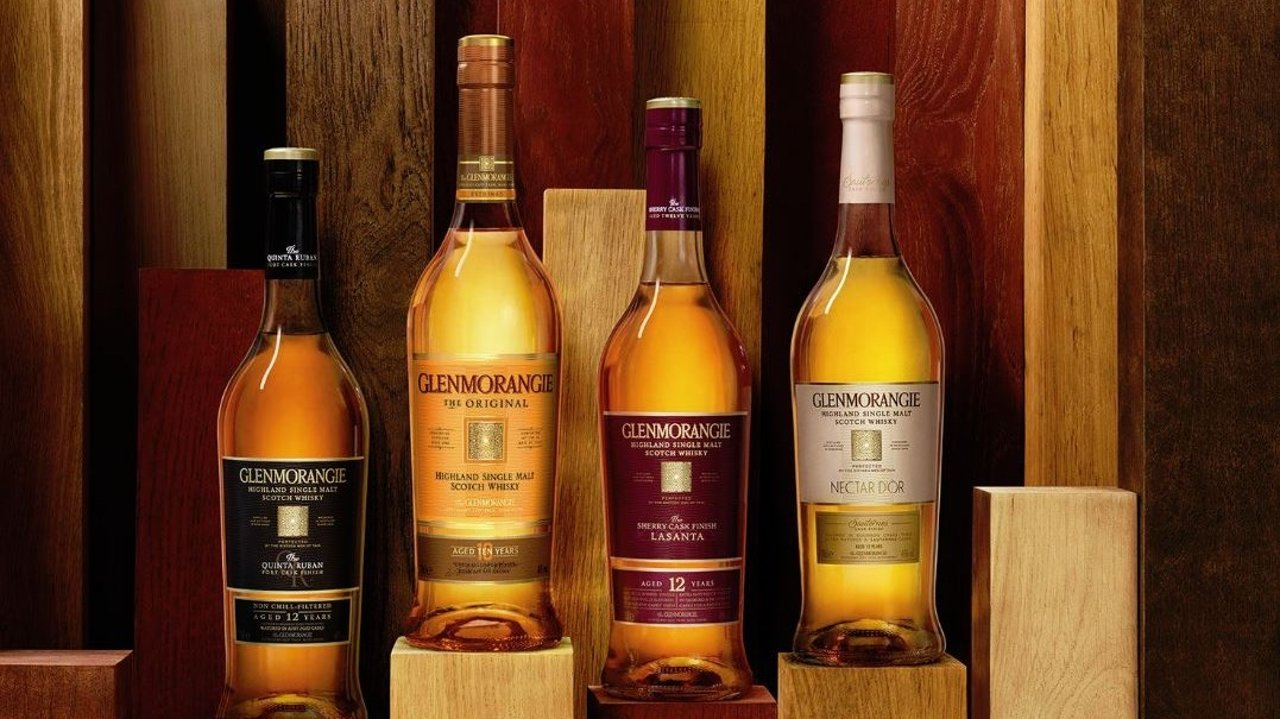 洋酒之王威士忌的喝法调酒及配餐,送礼也很体面哦!