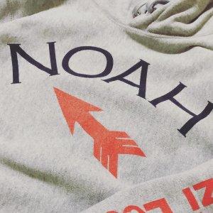 $50起 纽约新晋潮牌Noah NYC 潮牌专场,Supreme前创意总监主理品牌