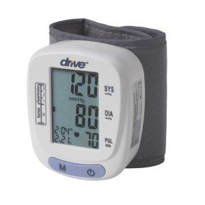 $17.99(原价25.55)Drive Medical 医用手腕自动血压计