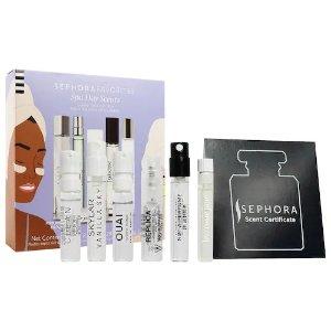 Sephora香水体验套装 价值$50