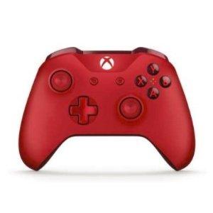 $75.96 (原价$94.95)Xbox 游戏手柄经典红色