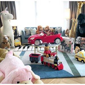 无关税+低至8折 经典玩具$12起FAO 施瓦茨儿童玩具热卖 玩具中的爱马仕品牌 高档趣味玩具