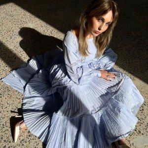 3折起+额外8折 上衣$32Alice Mccall官网 年中促新品加入 多款仙女美裙白菜价收