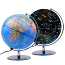 $28 Illuminated Constellation World Globe