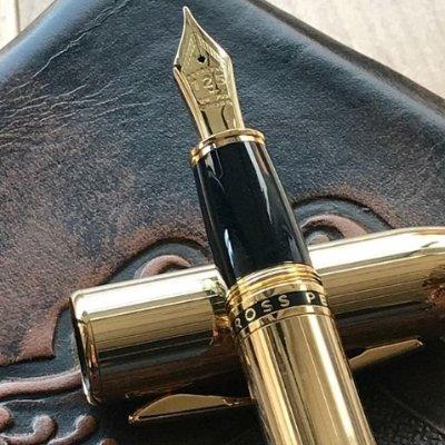 低至8折 收金猪限定版23K镀金钢笔