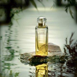 Hermes Le Jardin De Monsieur Li Eau de Toilette, 1.6 Fluid Ounce @ Amazon