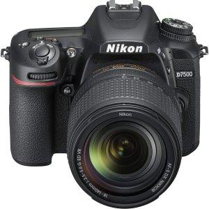 低至6折, D7500仅$995Nikon 尼康相机及镜头好价优惠