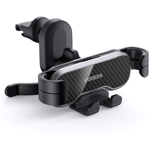 Car Mount Air Vent Cell Phone Holder Compatible for iPhone 11 Pro Max SE XR XS X 6S 7 Plus 8 6, Samsung Galaxy Note20 S20 S9 S10 S8 S7 Edge S6, Google Pixel 4