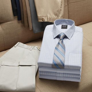 4 for $125Jos. A. Bank Dress Shirts Sale