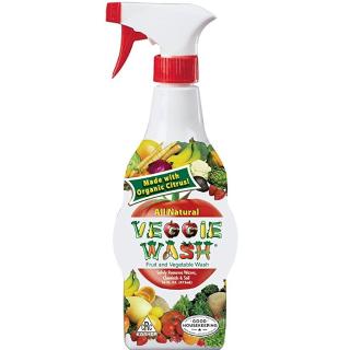 $4.7 (原价$12.62)Veggie Wash 蔬菜水果清洁剂 居家必备
