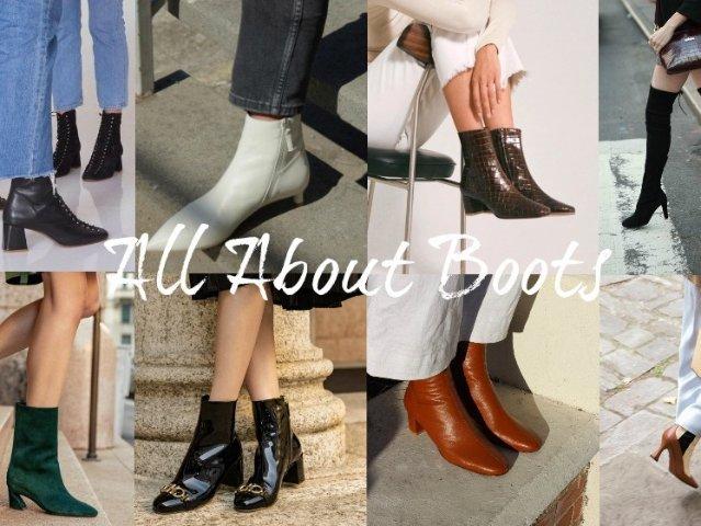 秋冬就是穿靴子的季节!20+热门靴...