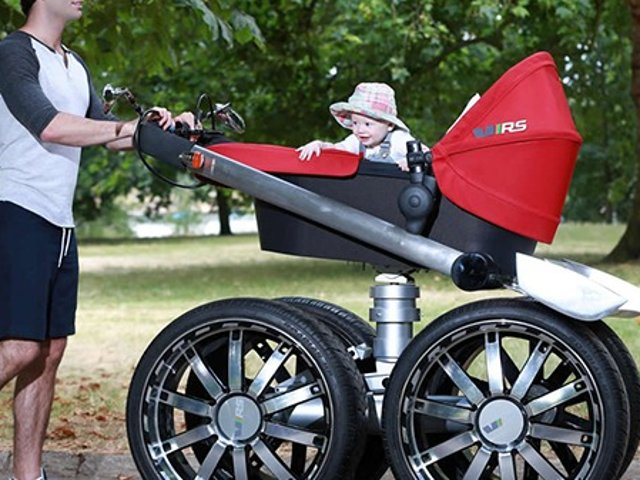 婴儿车和安全座椅一次买对!(1)