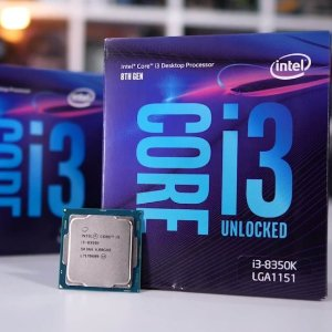 Starting from $94.99 Intel Core i3-8100 and i3-8350K