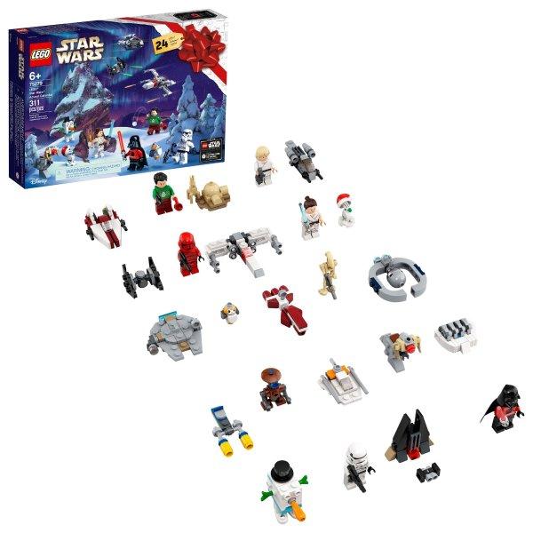 星战系列 圣诞倒计时日历 75279