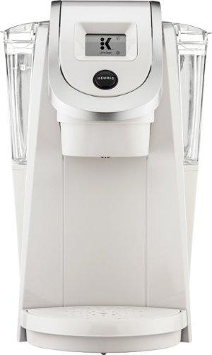 Keurig - K200 Single-Serve K-Cup Pod Coffee Maker - Sandy Pearl