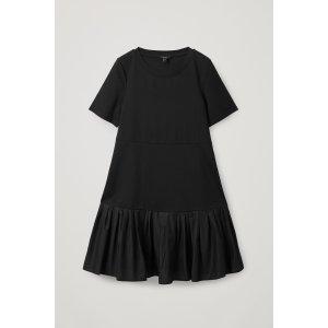COS小黑裙