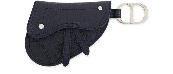Saddle leather 钥匙包