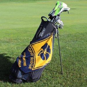 低至8折+包邮Callaway高尔夫球袋、手套等运动装备促销