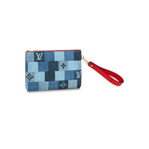 Louis Vuitton牛仔logo手包
