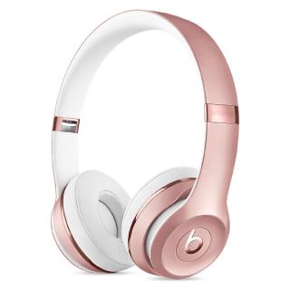 低至5.5折  收玫瑰金Beats solo3 无线蓝牙音乐耳机好价热促 多种颜色任你挑
