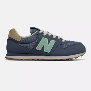 New Balance500 深蓝色