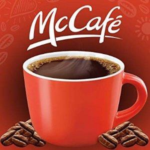 $$22.76(原价$32.52)McCafe 优质烘焙咖啡粉 12oz 6包