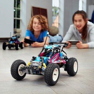 Lego可遥控 越野赛车 42124 | 机械组