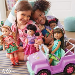 20% Off One Item & 3X PointsAmerican Girl Fall into Fun Sale