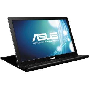$97.99ASUS MB168B 15.6吋 1366x768 USB 便携显示器