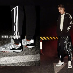 Adidas王嘉尔同款