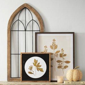 低至5折Kirkland's 秋季主题装饰画、墙壁装饰热卖