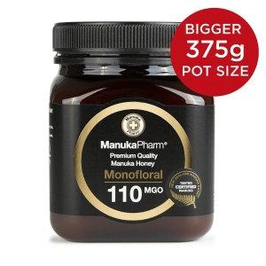110 MGO 蜂蜜 375g