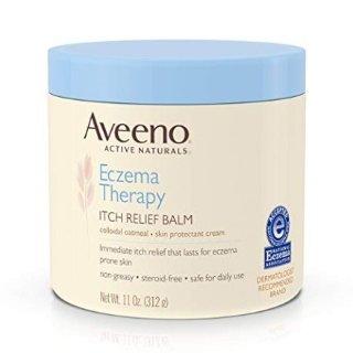$12.58近期好价Aveeno 湿疹疗法止痒舒缓润肤霜 312g
