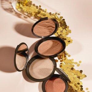 低至2.5折 $1起B-glowing 精选美妆护肤品热卖 收becca定妆粉饼