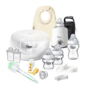 $39.99Tommee Tippee Closer to Nature All-In-One Newborn Gift Set