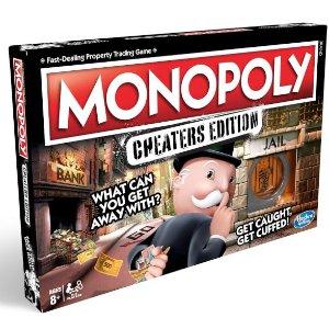 低至8折+额外9折 桌游聚会嗨起来Monopoly 大富翁桌游超多版本折扣热卖
