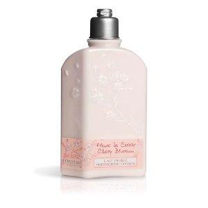 樱花身体乳