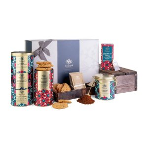 Whittard满£40享8.5折码:MOON1540圣诞限定礼盒